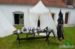 Tag 1 - Meierhof - Schloss Leiben