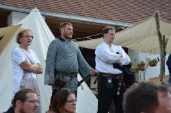 Mittelalterfest Leiben 2017