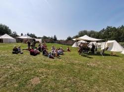 Mittelalterfest Leiben 2019