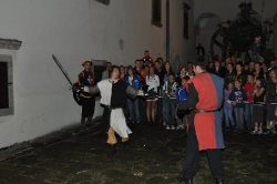 Riegersburg Vollmondnacht 24.08.2010