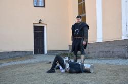 Schulauftritt in Loedersdorf 08.03.2011